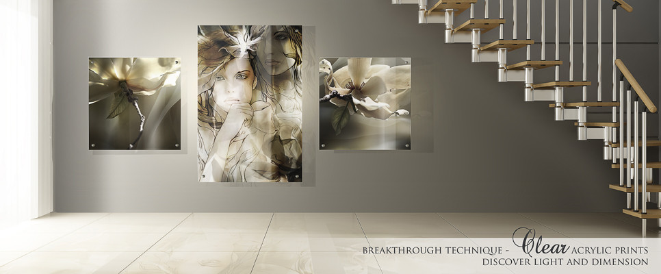 Clear Acrylic Prints Promo